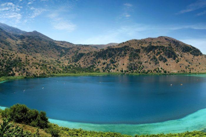Rethymno Town, Lake Kournas & Chania Town