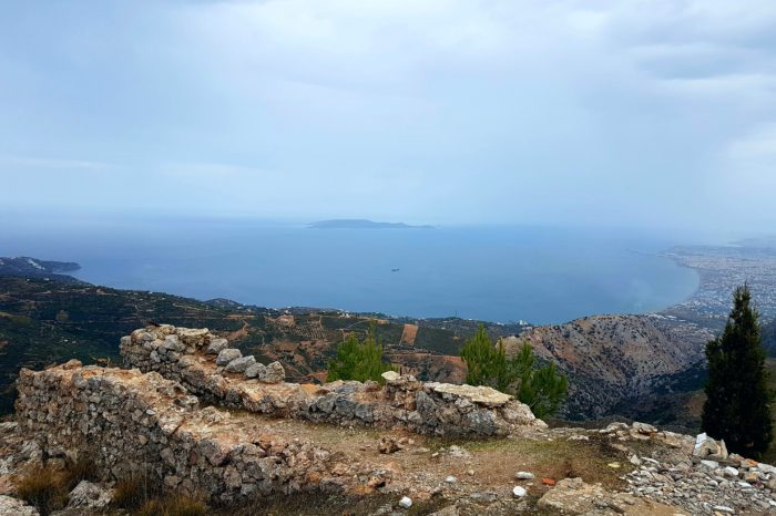Panorama Heraklion Hiking Tour