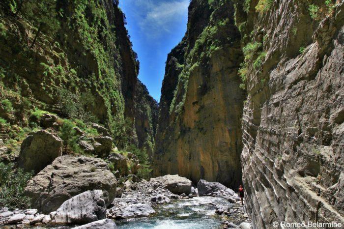 Amazing Samaria Gorge